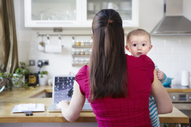 Онлайн фото мамочек