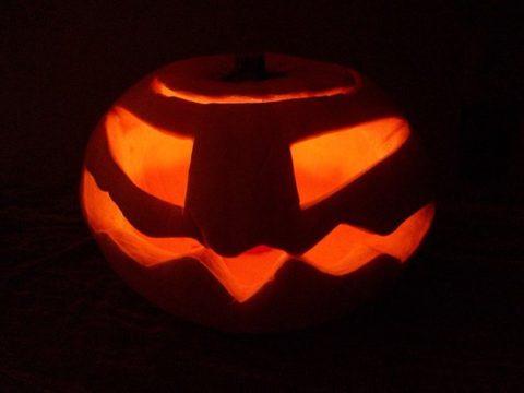 Страшные сладости на Хэллоуин! Готовим с детьми