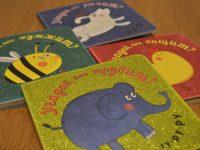 Обзор серии детских книжек «Угадай, кто пищит?», «Угадай, кто жужжит?», «Угадай, кто рычит?» и «Угадай, кто трубит?»