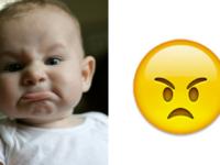 10 малышей, с которых, кажется, срисовывались смайлики для соцсетей