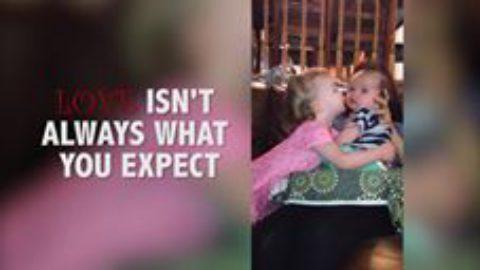 Как малыши готовились ко Дню влюбленных, или Пособие по поцелуям