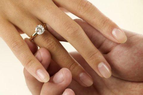 """Не просто обручальные кольца, а """"кольца верности"""" со встроенными чипами"""