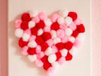 9 идей для детского творчества ко Дню Святого Валентина