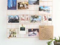 15 идей для тех, кому надоело ставить фотографии в рамочки