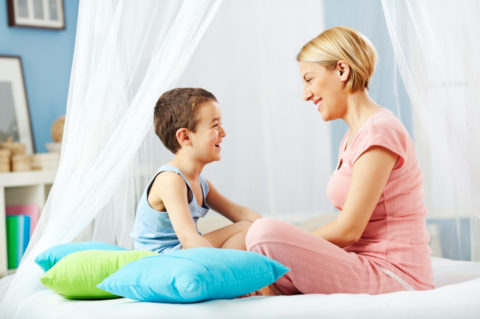 Почему дети не слышат родителей