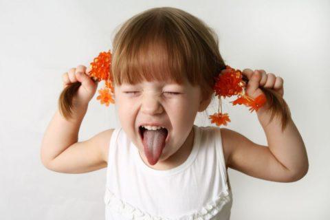 Рецепт от детских истерик