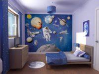 Как сделать комнату для мальчика удобной и стильной