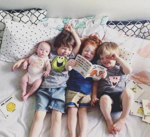 Этот Инстаграм мамы 6-х детей вдохновляет и отлично поднимает настроение