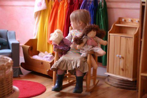 Удивительный мир вальдорфской куклы