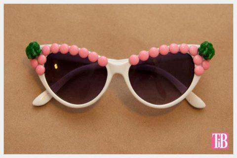 10 способов стильно обновить свои старые солнцезащитные очки