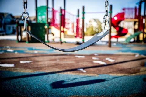 О детских площадках