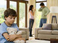 Как уберечь ребенка от негативных последствий родительских ссор