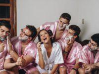 Как выглядит девичник невесты, у которой все друзья – мужчины