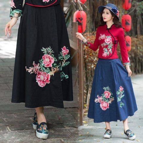 Вышиванка и вышивка – то, что сейчас модно во всем мире