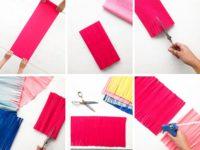 Бумажные гирлянды: 3 идеи для праздничного декора