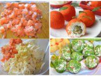 10 идей простейших закусок, которые гости примут за ресторанные угощения