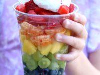 Вкусное лето: 3 рецепта фруктовых десертов для детей