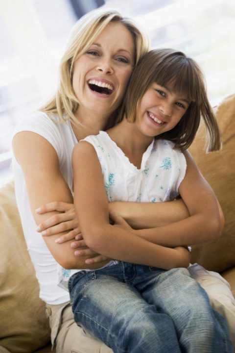 Как не превращать материнство в тяжкий труд? Смотреть на вещи проще!