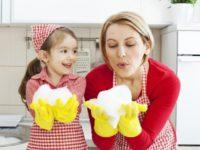 Как успех в жизни зависит от домашних обязанностей ребенка