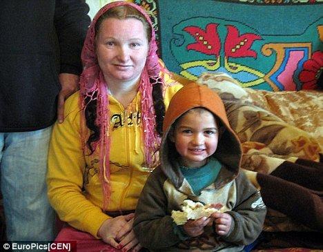 Секс с румынкой бабушкой