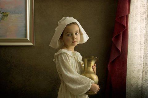 Удивительная фотосессия для дочери: папа-фотограф не пожалел усилий