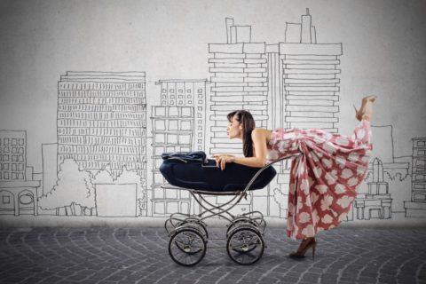 6 типов современных мам: быть просто мамой уже не модно
