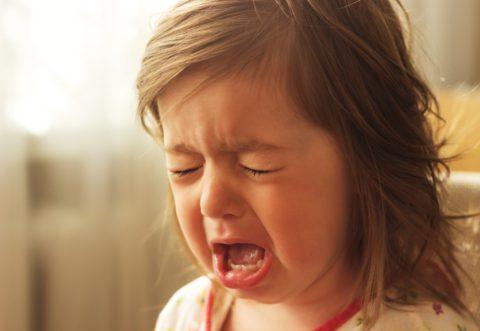 У ребенка истерика: срочно запретить или погладить по голове?