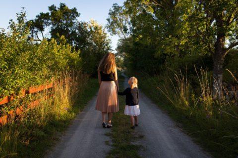 Про простые материнские подвиги