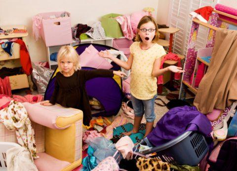 Письмо родителям, которые страдают от бардака в доме