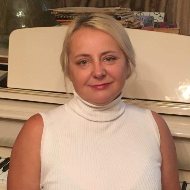 Оксана Стецюк