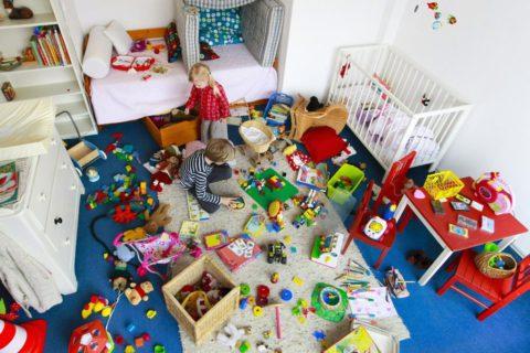 Как избавление от всех детских игрушек перевернуло жизнь семьи