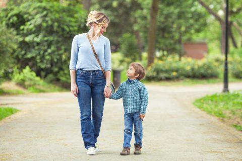 Самостоятельные дети не растут у чересчур хороших родителей