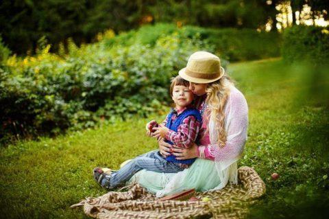 Идеальная Мама. Часть IV_I