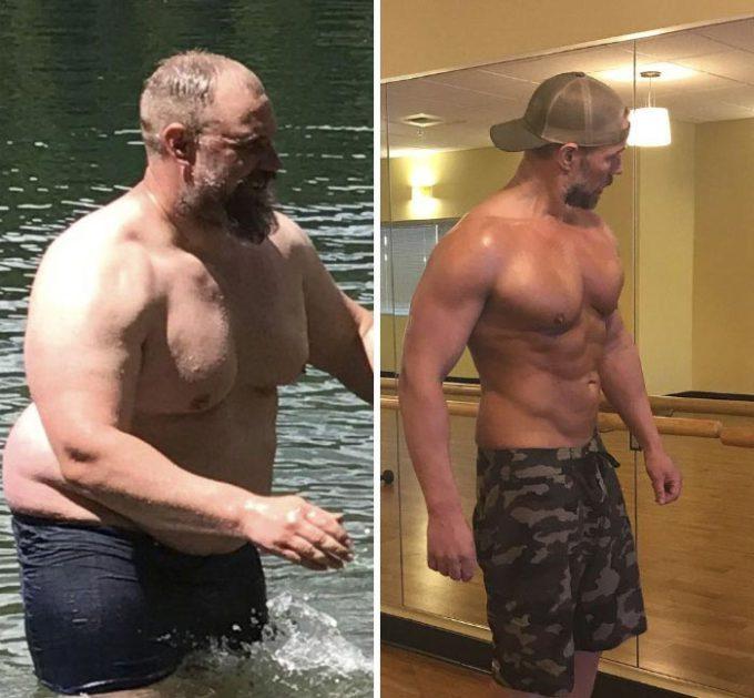 похудеть за 6 месяцев