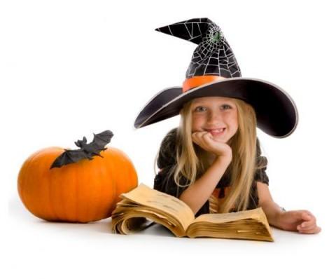 Хэллоуин — отличный повод для детского праздника!