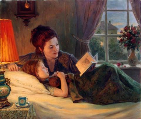 10 книг, обязательных для чтения с детьми