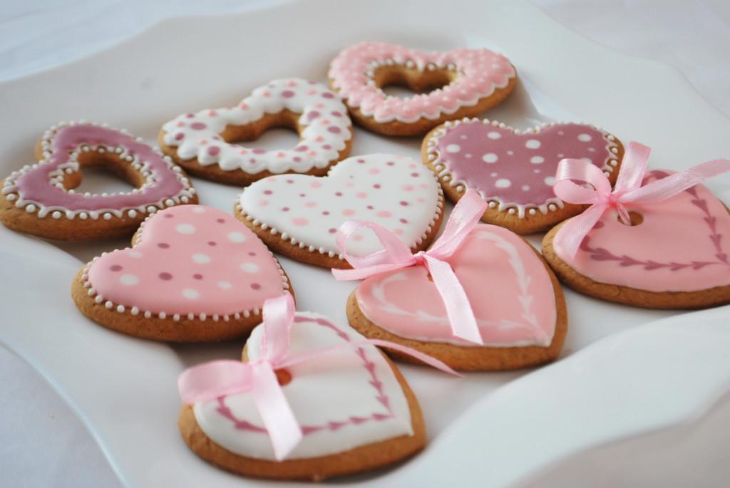 Имбирные печенья рецепт с глазурью рецепт