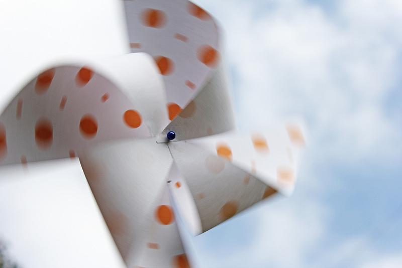 Бумажные ветряки своими руками 62
