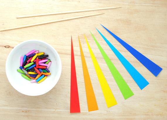 Бусы для детей своими руками из бумаги