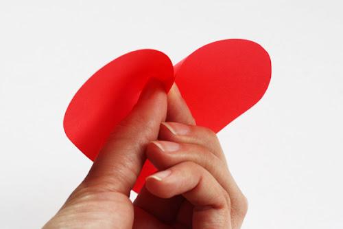 Сердечки к дню святого валентина своими руками