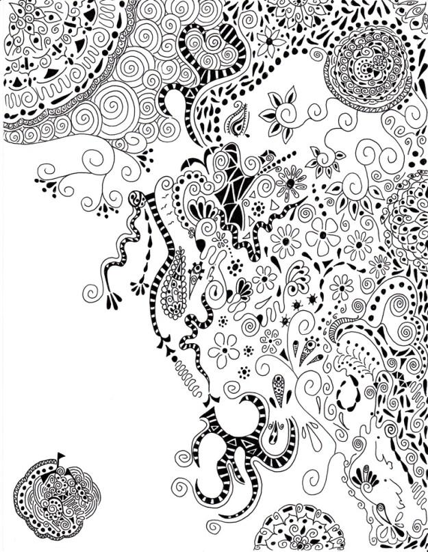 интересные картинки для рисования