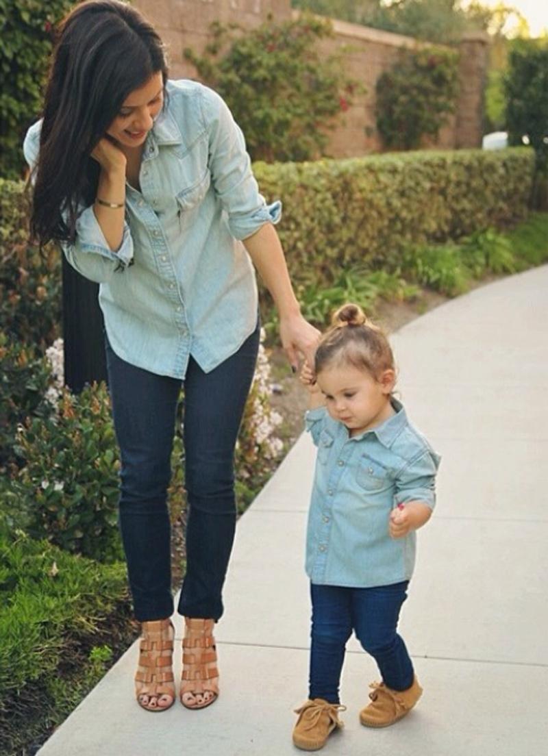 Фотографии мамы и дочери 17 фотография