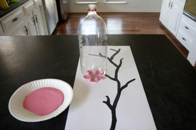 рисуем бутылкой2