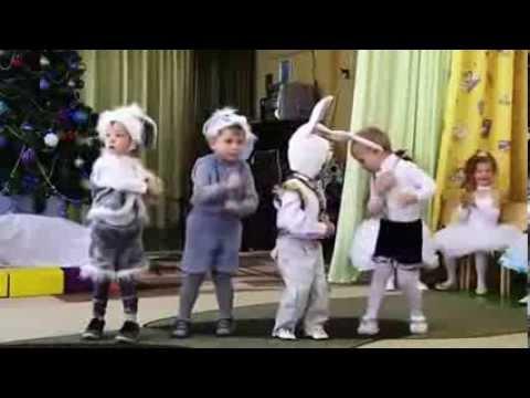 Танцы на новый год для мальчиков