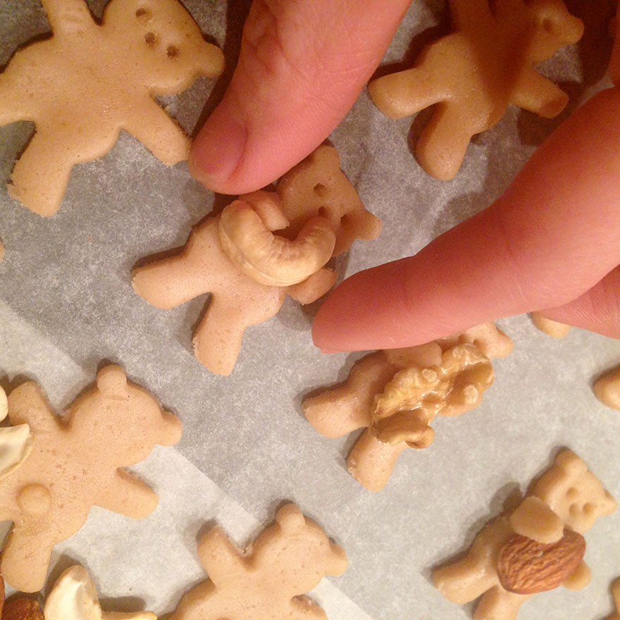 Форма печенья сделать своими руками