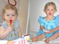 Дети до и после усыновления