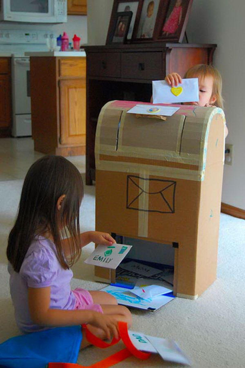 Что можно сделать детям своими руками из бумаги