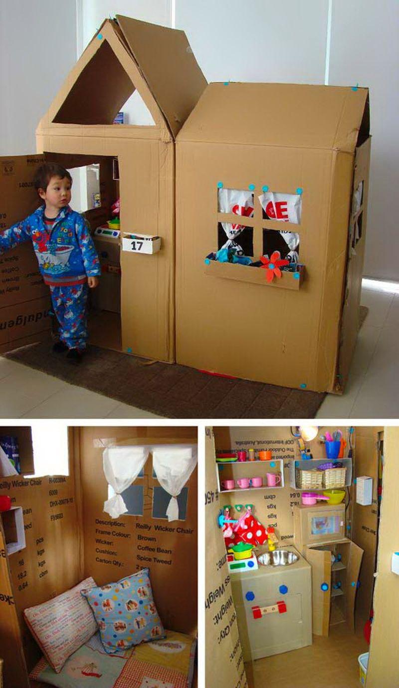 Детская игрушка своими руками из подручных материалов фото