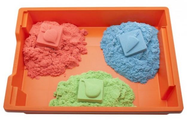 Кинетический песок что своими руками 220