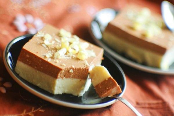 торт без выпечки 5